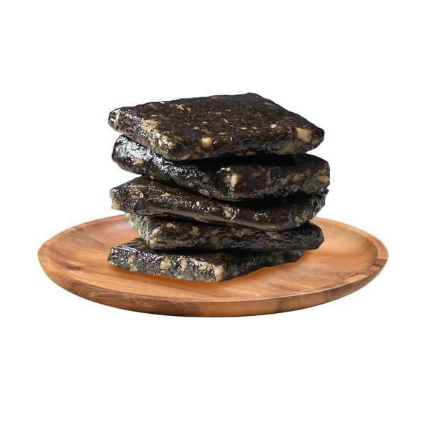 養生綜合堅果黑芝麻糕250G 每日優果