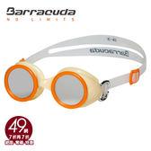 美國巴洛酷達Barracuda兒童造型電鍍防霧泳鏡 WIZARD#91310