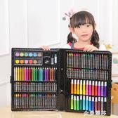 童畫筆寶寶水彩筆套裝幼兒園繪畫工具初學者學生用可水洗igo 金曼麗莎