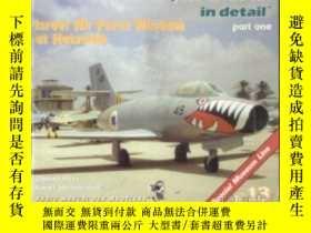 二手書博民逛書店Israeli罕見Aircraft in Detail Part 1 (damaged)-以色列飛機詳情第1部分(