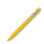 849 Classic 原子筆/黃【瑞士卡達 CARAN D' ACHE】