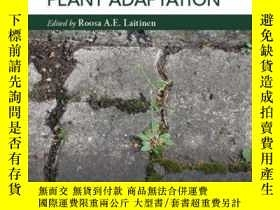 二手書博民逛書店Molecular罕見Mechanisms in Plant AdaptationY410016 Roosa