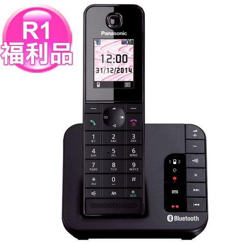 R1【福利品】Panasonic數位藍芽無線電話KX-TGH260TW