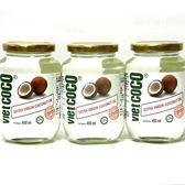 Vietcoco威椰特級冷壓椰子油450ml一組3瓶(效期2019.06)