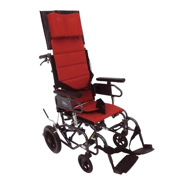 【祥巽】鋁合金躺式/空中傾倒輪椅 快樂多多 9TR12 - 中風復健 / 安養院 / 醫院
