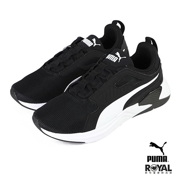 Puma Disperse 黑色 網布 休閒運動鞋 男款NO.B2087【新竹皇家 19372801】