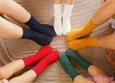 男女童襪子秋冬季厚款中短筒寶寶襪兒童襪子純棉3-5-7-9歲