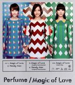 Perfume Magic of Love CD附DVD 免運 (購潮8)
