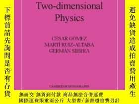 二手書博民逛書店【罕見】Quantum Groups In Two-dimensional PhysicsY27248 Cis