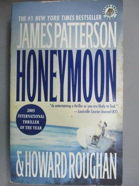 【書寶二手書T3/原文小說_ICO】Honeymoon_Howard Roughan