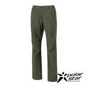 PolarStar 女 排汗多口袋長褲『深卡其』P21336 戶外 休閒 登山 露營 運動褲 釣魚褲