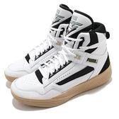 Puma 休閒鞋 Clyde All-Pro Kuzma Mid 白 黑 高筒 靴型 聯名 【ACS】 19483601