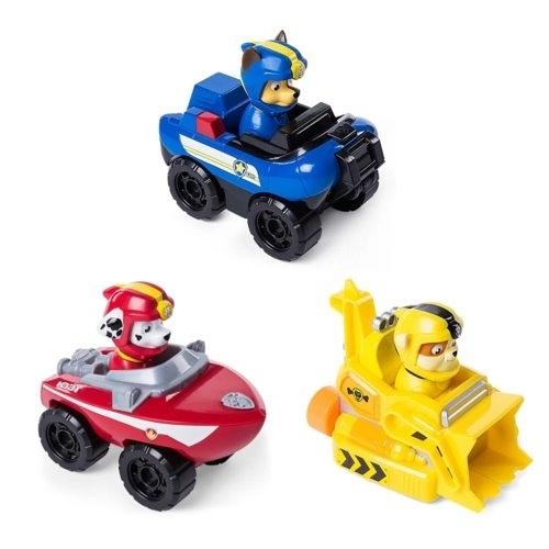 《 汪汪隊立大功 paw patrol 》迷你賽車組(隨機出貨) / JOYBUS玩具百貨