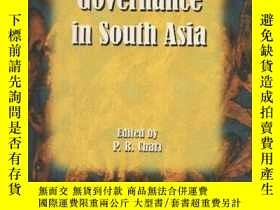 二手書博民逛書店Security罕見and Governance in Sout