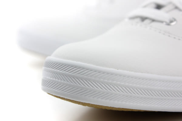 Keds CHAMPION WHITE LEATHER 休閒鞋 皮革 經典款 女鞋 白色 9171W110015 no197
