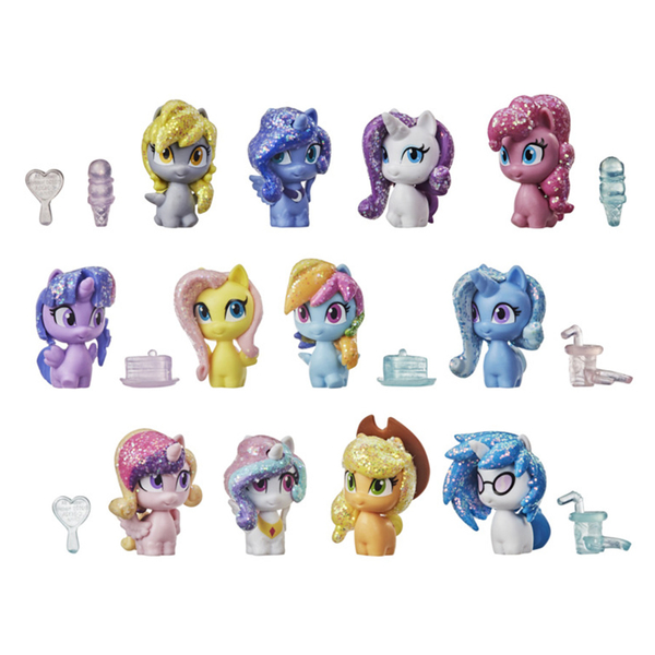 《 My Little Pony 彩虹小馬 》彩虹小馬 獨角獸派對禮物組 / JOYBUS玩具百貨