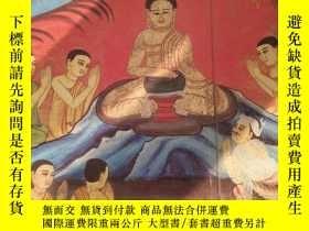 二手書博民逛書店Buddhism罕見Art and Faith佛教藝術和信仰 英