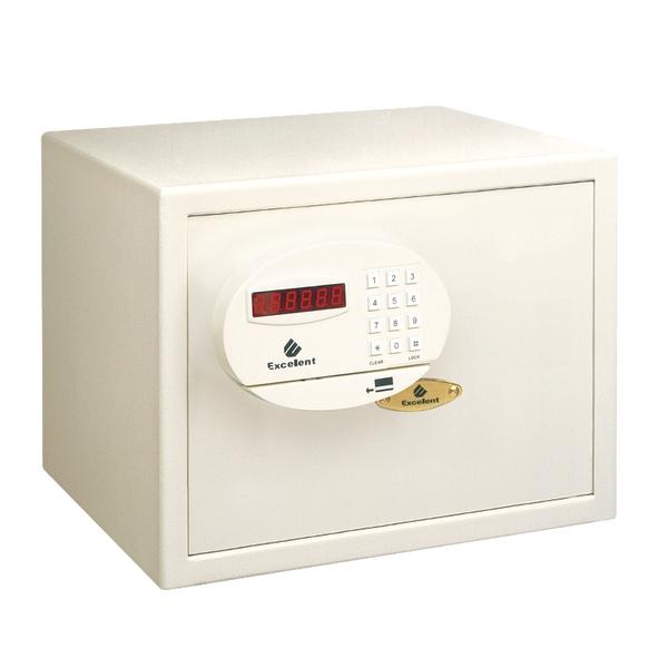阿波羅Excellent e世紀電子保險箱-智慧電子刷卡二用型30AM
