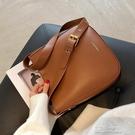 水桶包 高級質感小包包女包新款潮時尚網紅斜挎包洋氣單肩水桶包 快速出貨