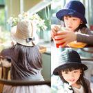 Qmigirl 可愛蝴蝶結兒童帽子太陽帽...