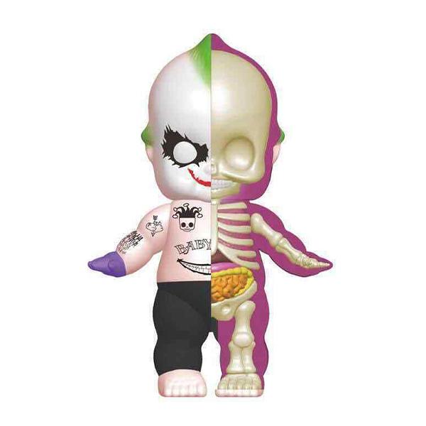 4D MASTER Baby Cupid 丘比特娃娃解剖公仔 小丑 Clown 【鯊玩具Toy Shark】