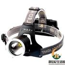 戶外釣魚專用夜釣礦燈家用手電筒超長續航頭燈強光充電超亮頭戴式【創世紀生活館】
