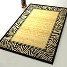 【范登伯格進口地毯】拉斯狂野絲質地毯-簡紋70x105cm
