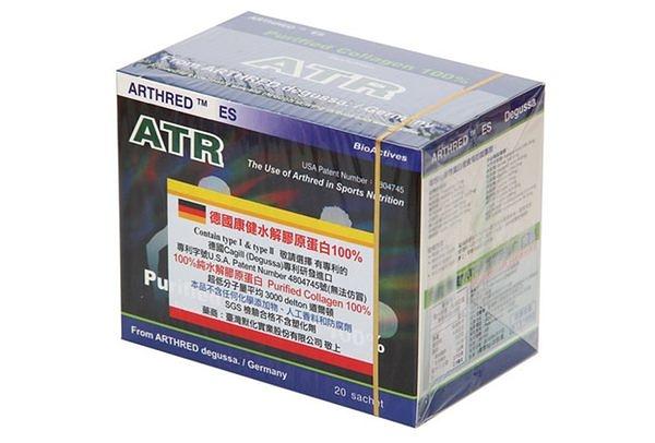 康健 德國ATR水解膠原蛋白 20包【躍獅】