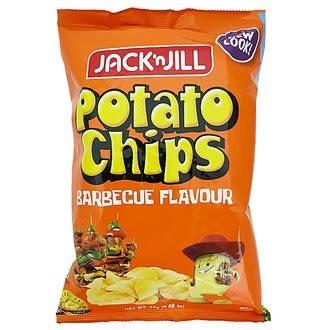 JACKn JILL 傑克吉爾 洋芋片-蔥蒜味 75g