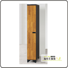 {{ 海中天休閒傢俱廣場 }} G-12 摩登時尚 臥室系列 233-3 海彎積層木1.1尺衣櫥
