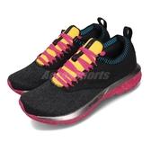 Brooks 慢跑鞋 Ricochet LE 黑 粉紅 輕量回彈 動能加碼 女鞋 運動鞋【PUMP306】 1202921B016