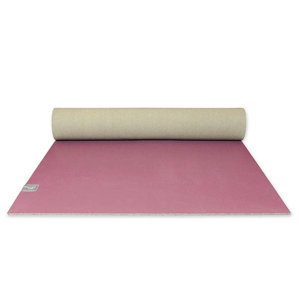 Taimat 天然橡膠瑜珈墊 183cm (附簡易揹帶) - 先知系列 - 沙漠粉