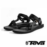 TEVA 美國 經典織帶涼鞋 TV1003987BLK 女鞋