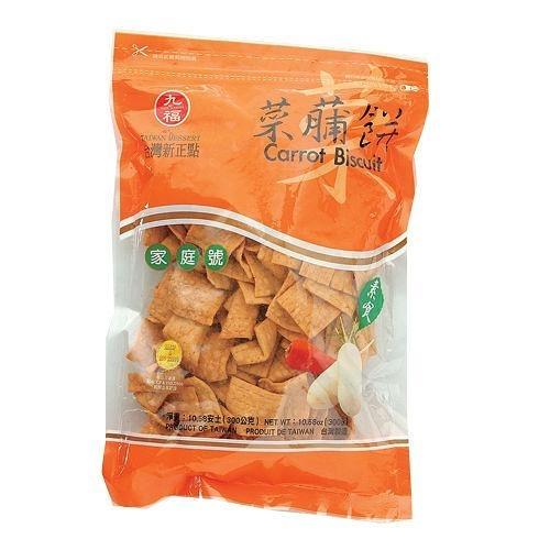 九福菜脯餅 300g【愛買】