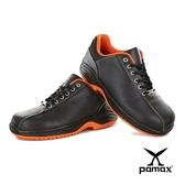 PAMAX帕瑪斯【鋼頭安全鞋、頂級廚師鞋】超彈力氣墊、休閒機能止滑工作鞋、 ※ PA3325FEH男女
