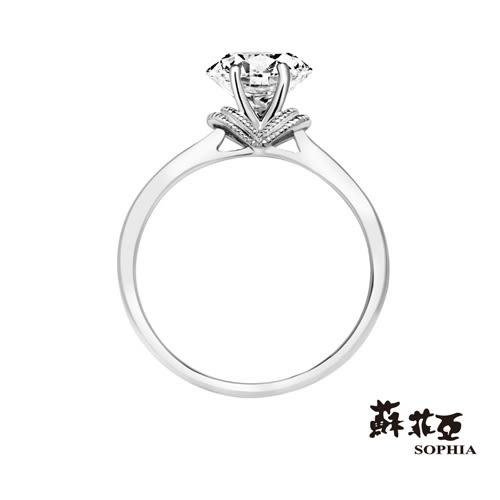 蘇菲亞SOPHIA - 觸動愛情0.30克拉FVS2鑽戒