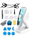 理髮器 嬰兒理發器超靜音寶寶剃頭發嬰幼兒童充電式小孩剃頭刀電推剪家用 魔法空間