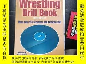 二手書博民逛書店The罕見Wrestling Drill BookY369690 Welker, Bill HUMAN KIN