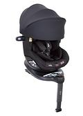 【愛吾兒】奇哥 Joie i-Spin 360™ 0-4歲全方位汽座 頂篷版-黑色(JBD06300D) i-Spin360 Canopy