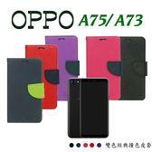 OPPO F1a/A39/A57 / A77 / A75 A75s A73 / F1s / F1 經典款 TPU軟殼 側掀可立 保護皮套 手機殼