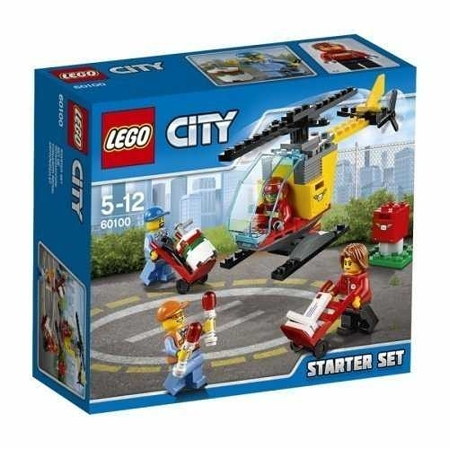 LEGO 樂高 City 城市系列 Airport Starter Set 機場入門套組 60100