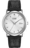 【Citizen星辰】/光動能紳士錶(男錶 女錶 手錶 Watch)/BM7190-05A/台灣總代理原廠公司貨二年保固