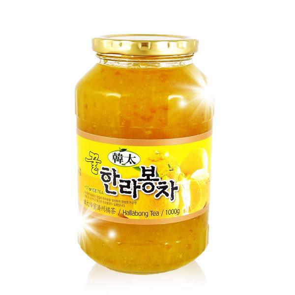 【韓太】韓國黃金蜂蜜濟州橘茶 1KG