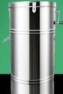 搖蜜機 搖蜜機小型 家用不銹鋼加厚蜂蜜分離機蜜桶打糖機取甩蜜養蜂【快速出貨八折搶購】