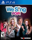 PS4 We Sing Pop! 我們唱流行音樂!(美版代購)