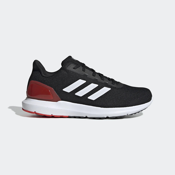 Adidas Cosmic 2 [EE8180] 男鞋 運動 休閒 慢跑 路跑 透氣 緩震 舒適 穿搭 愛迪達 黑白紅
