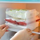 可伸縮廚房冰箱收納隔板 冰箱收納隔板 收納隔板 可伸縮隔板