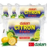 【土耳其dalan】檸檬植萃魔法萬用皂  4入組
