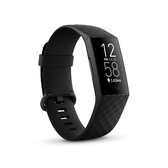 Fitbit Charge 4 一卡通智慧運動手環 黑色