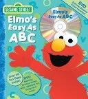 二手書博民逛書店 《Sesame Street Elmo s Easy as ABC Book and DVD》 R2Y ISBN:079440684X│Reader s Digest
